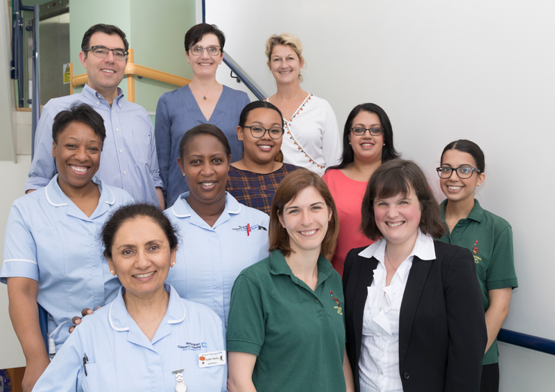 Hand Foot and Upper Limb team