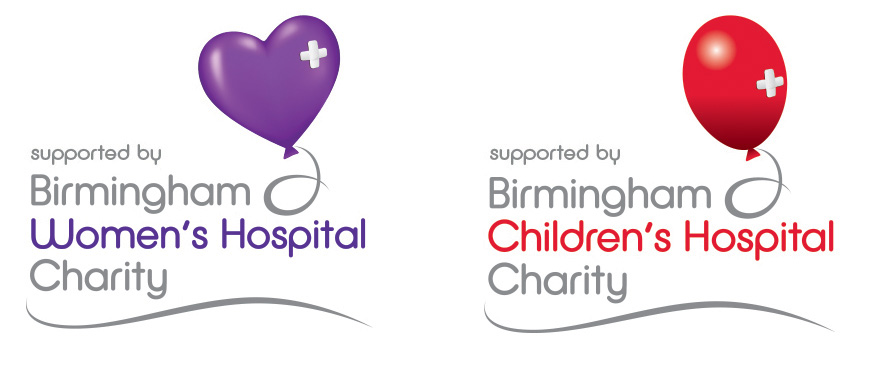 BCH and BWH Charity logos