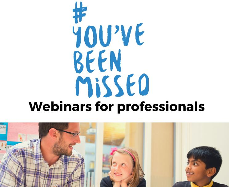 Webinars for professionals