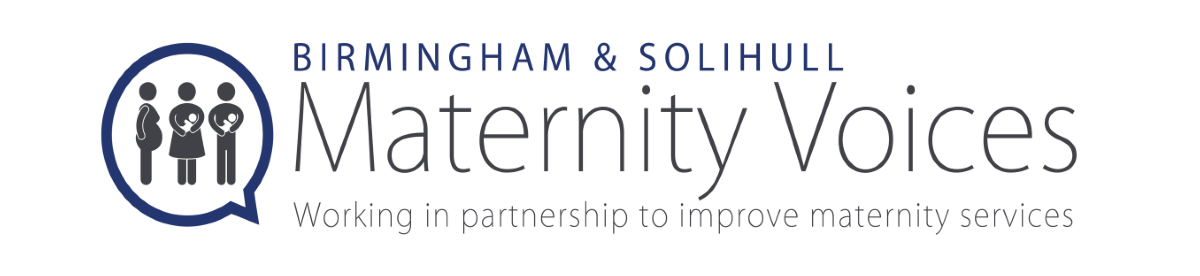 Maternity Voices partnership logo
