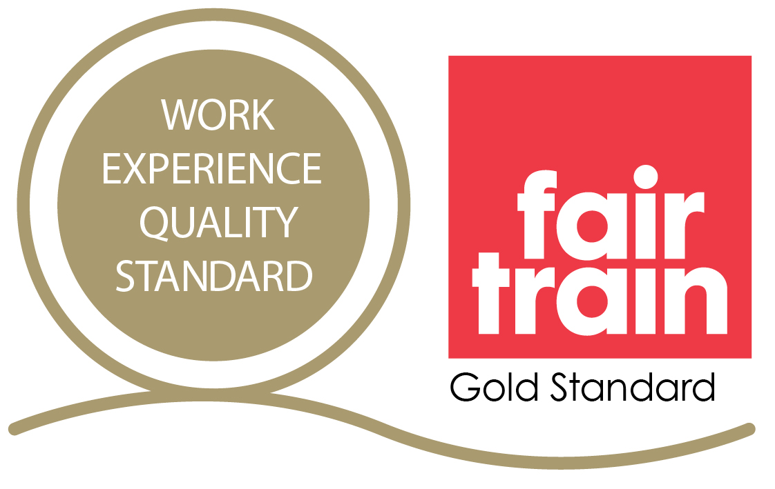 Fair Train Gold Award
